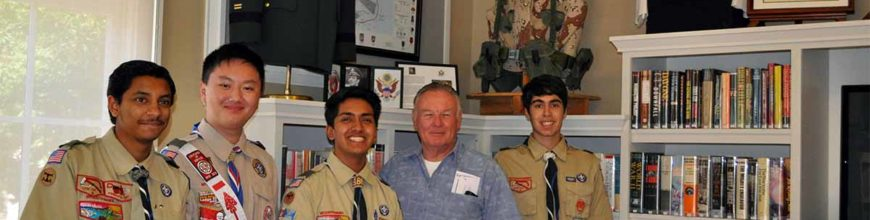 Keshev Yerabati Eagle Project Troop 888