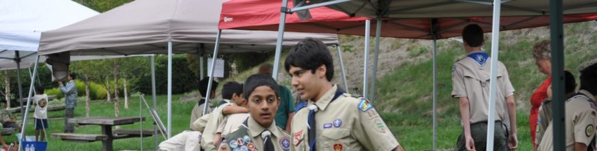 Tanay Gandhi Eagle Project Troop 888