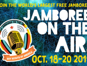 Jamboree-on-the-Air or JOTA 10/19/2019